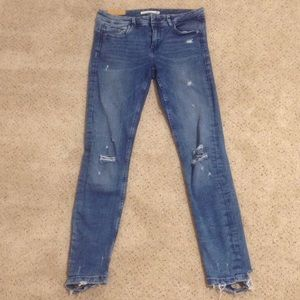 Zara stretch jeans